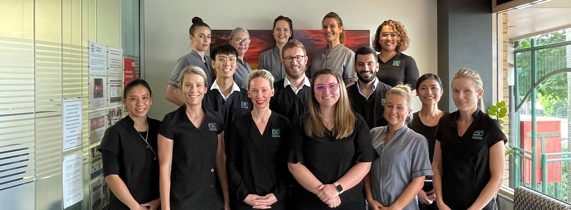 Dental Centre - Kenmore - Our Staff